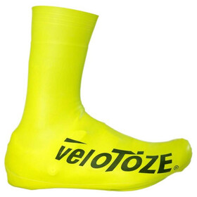 veloToze Road 2.0 Osłony na buty Long, yellow
